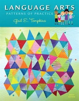 Book Language Arts: Patterns Of Practice, Enhanced Pearson Etext With Loose-leaf Version -- Access Card… by Gail E. Tompkins