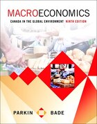 Macroeconomics: Canada In The Global Environment Plus Myeconlab With Pearson Etext -- Access Card…