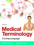 Medical Terminology: A Living Language Plus Mymedicalterminologylab With Pearson Etext -- Access…