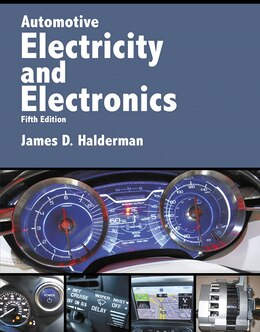 Book Automotive Electricity And Electronics by James D. Halderman