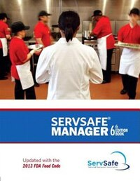 Servsafe Manager Revised With Online Exam Voucher Plus Myservsafelab With Pearson Etext -- Access…