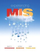 Experiencing Mis, Fourth Canadian Edition Plus Mymislab With Pearson Etext -- Access Card Package