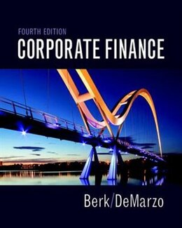 Book Corporate Finance by Jonathan Berk