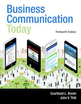 Book Business Communication Today Plus Mybcommlab With Pearson Etext -- Access Card Package by Courtland L. Bovee