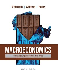 Macroeconomics: Principles, Applications, And Tools