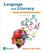Language And Literacy: Content And Teaching Strategies, Seventh Canadian Edition
