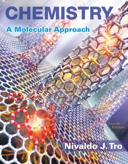 Book Chemistry: A Molecular Approach Plus Masteringchemistry With Pearson Etext -- Access Card Package by Nivaldo J. Tro
