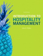 Introduction To Hospitality Management And Plus Myhospitalitylab With Pearson Etext -- Access Card…