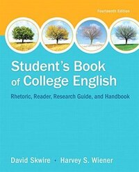 Student's Book Of College English Plus Mywritinglab -- Access Card Package