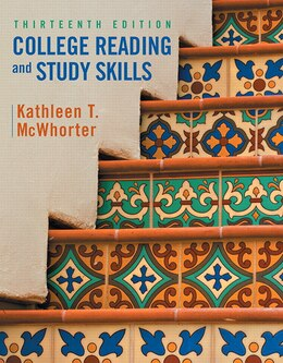 Book College Reading And Study Skills by Kathleen T. Mcwhorter