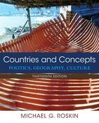 Countries And Concepts: Politics, Geography, Culture Plus New Mypoliscilab For Comparative Politics…
