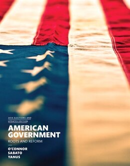 Book American Government, 2014 Election Edition Plus New Mypoliscilab For American Government -- Access… by Karen J. O'Connor