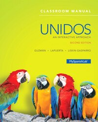 Unidos Classroom Manual: An Interactive Approach -- Access Card Package