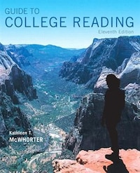 Guide To College Reading Plus Myreadinglab With Pearson Etext -- Access Card Package