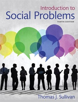 Book Introduction To Social Problems Plus New Mysoclab For Social Problems -- Access Card Package by Thomas J. Sullivan