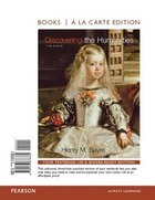 Discovering The Humanities, Books A La Carte Edition Plus New Myartslab For Humanities -- Access…