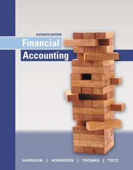 Book Financial Accounting by Walter T. Harrison