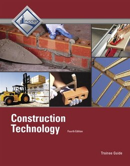 Book Construction Technology: Trainee Guide by Nccer
