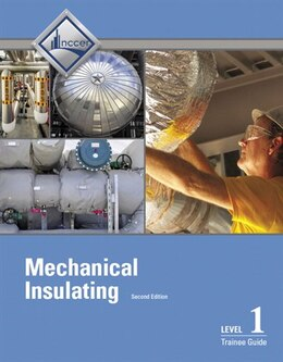 Book Mechanical Insulating Level 1 Trainee Guide by Nccer