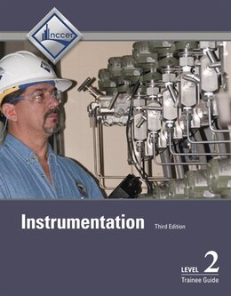 Book Instrumentation Level 2 Trainee Guide by Nccer