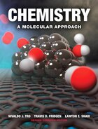 Chemistry: A Molecular Approach, Second Canadian Edition Plus Masteringchemistry With Pearson Etext…