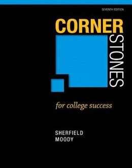 Book Cornerstones For College Success Plus New Mystudentsuccess Lab With Pearson Etext -- Access Card… by Robert M. Sherfield