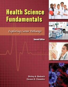 Book Health Science Fundamentals by Doreen Chesebro