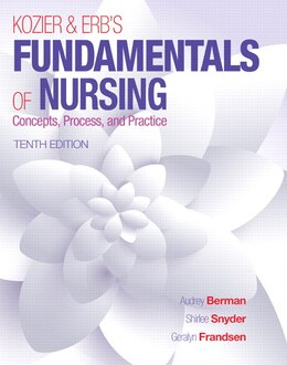 Book Kozier & Erb's Fundamentals Of Nursing Plus Mynursing Lab With Pearson Etext -- Access Card Package by Audrey T. Berman