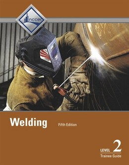 Book Welding Level 2 Trainee Guide by Nccer