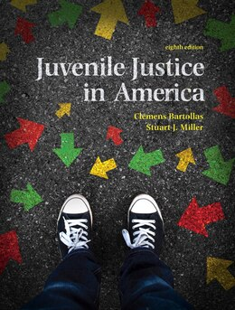 Book Juvenile Justice In America by Clemens Bartollas