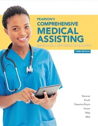 Pearson's Comprehensive Medical Assisting Plus Myhealthprofessionslab With Pearson Etext--access…