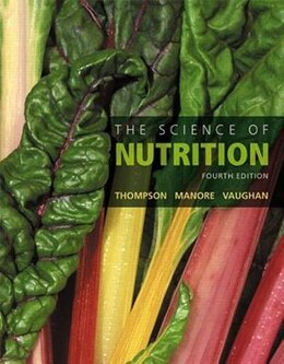 Book Science Of Nutrition,the, Plus Masteringnutrition With Mydietanalysis With Pearson Etext --  Access… by Janice J. Thompson