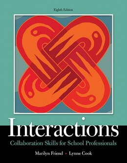 Book Interactions: Collaboration Skills For School Professionals, Enhanced Pearson Etext With Loose-leaf… by Marilyn Friend