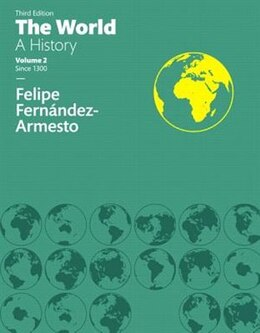 Book World: A History, The, Volume 2 Plus New Generic Myhistorylab -- Access Card Package by Felipe Fernandez-armesto