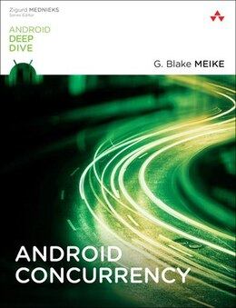 Book Android Concurrency by G. Blake Meike