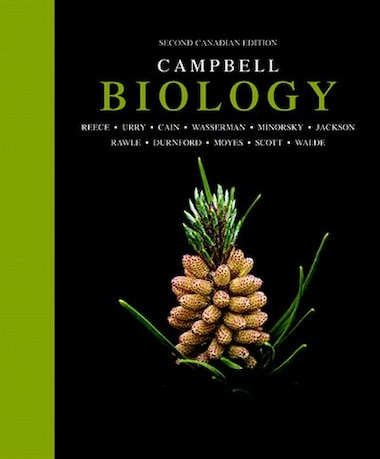 Campbell reece biology reference book