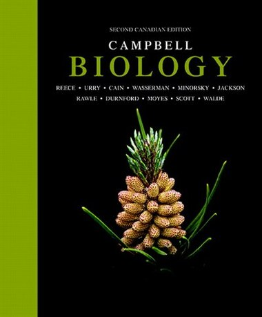Campbell biology second canadian edition book by jane b reece campbell biology second canadian edition by jane b reece fandeluxe Choice Image