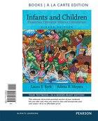 Infants And Children: Prenatal Through Middle Childhood, Books A La Carte Edition Plus Revel…