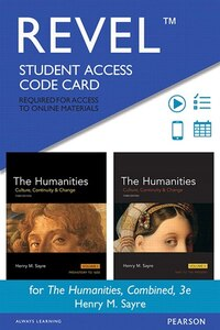 Revel For Humanities, The, Combined --  Access Card