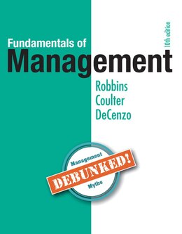 Book Fundamentals Of Management: Essential Concepts And Applications by Stephen P. Robbins
