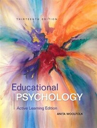 Educational Psychology: Active Learning Edition With Myeducationlab With Enhanced Pearson Etext…