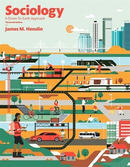 Book Revel For Sociology: A Down-to-earth Approach -- Access Card by JAMES M HENSLIN