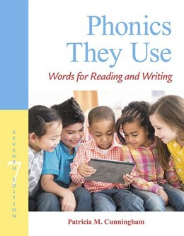 Book Phonics They Use: Words For Reading And Writing by Patricia M. Cunningham