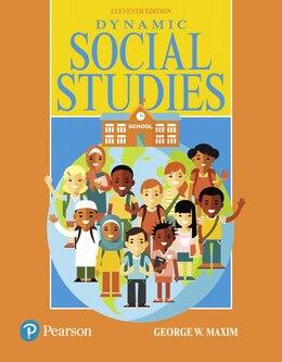 Book Dynamic Social Studies by George W. Maxim