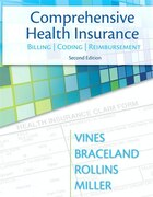 Comprehensive Health Insurance: Billing, Coding And Reimbursement With Pearson Etext For Mibc…