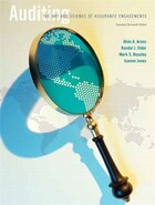 Auditing: The Art And Science Of Assurance Engagements, Thirteenth Canadian Edition Plus…