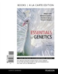 Essentials Of Genetics, Books A La Carte Plus Masteringgenetics With Etext -- Access Card Package