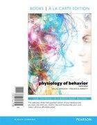 Physiology Of Behavior, Books A La Carte Edition