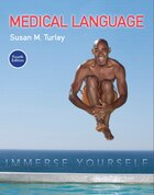 Medical Language: Immerse Yourself Plus Mymedicalterminologylab With Pearson Etext -- Access Card…