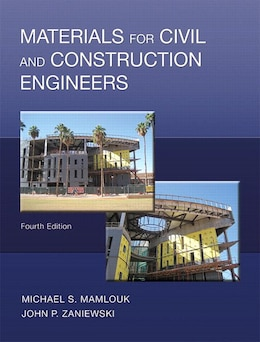 Book Materials For Civil And Construction Engineers by Michael S. Mamlouk